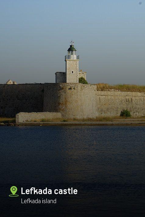 Lefkada castle_en